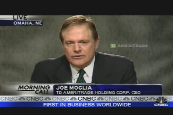 TD Ameritrade CEO