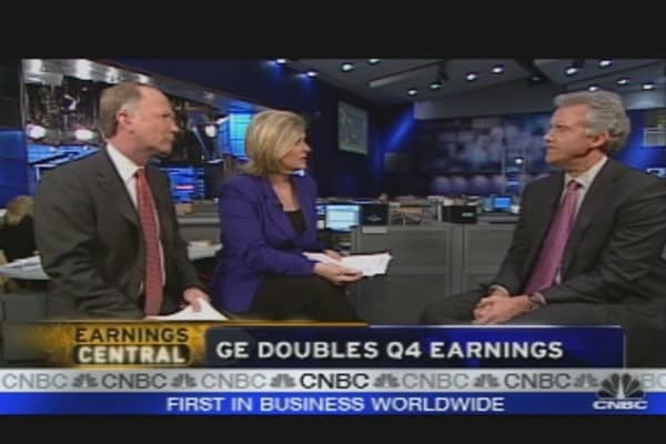 GE Earnings Pt. 1