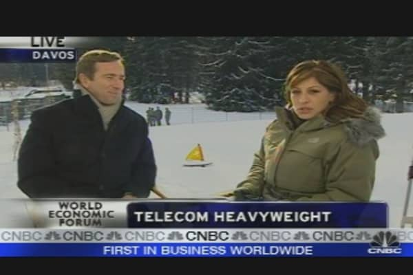 Telecom Heavyweight