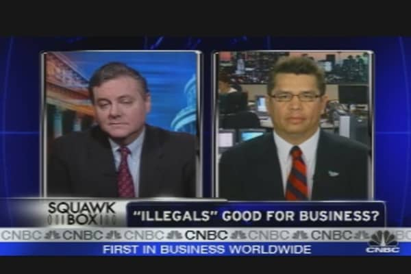 Illegal Immigrants: Good for Biz?