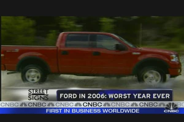 Ford Fumble