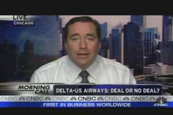 US Airways/Delta Deadline