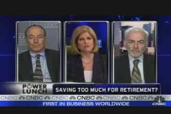 Retiring Wrong?