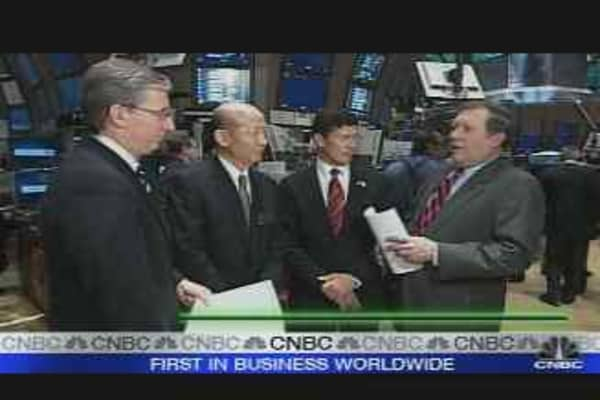 NYSE Teaming Up With Tokyo