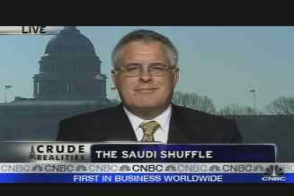 The Saudi Shuffle