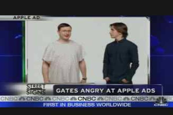 Gates Angry @ Apple