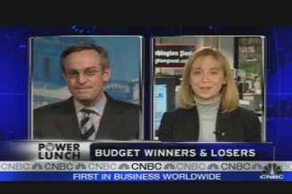 Budget Winners & Losers