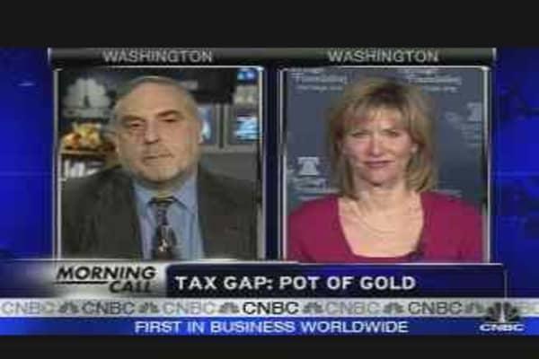 Tax Gap: Pot of Gold