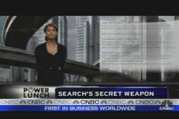 Search's Secret Weapon