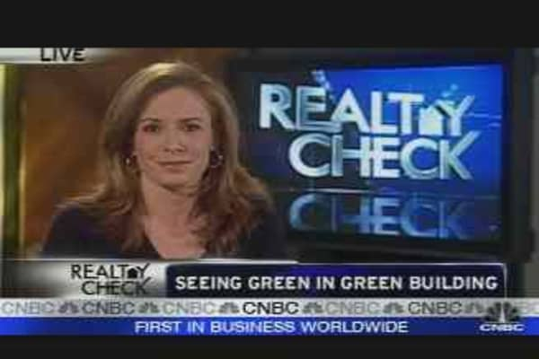 Realty Check: Green Buildings