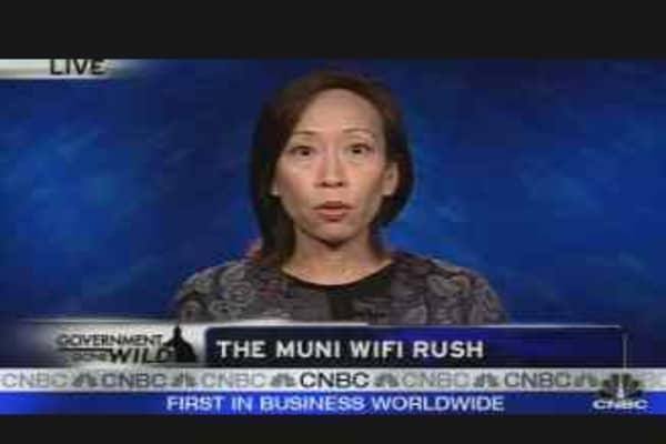 Muni Wi-Fi Debate