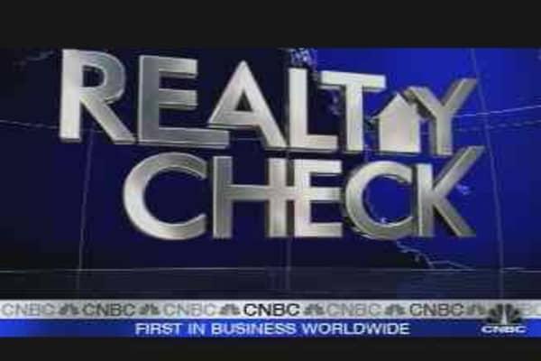 Realty Check: Housing Starts