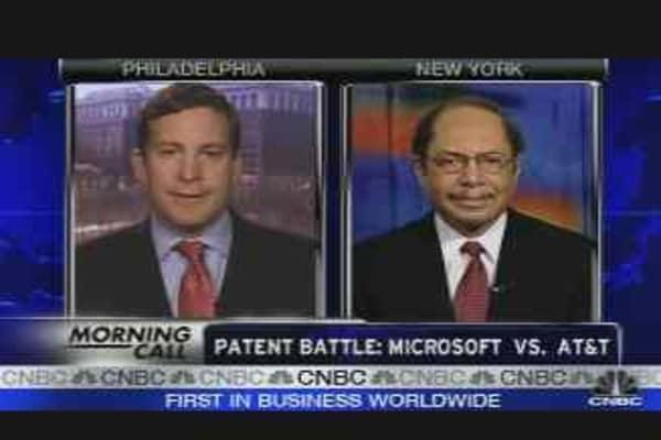 Patent Battle