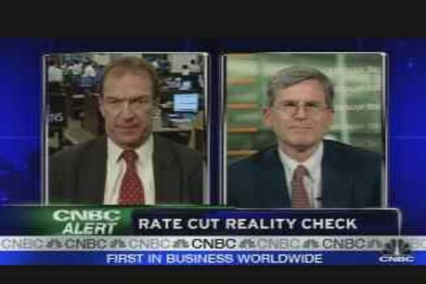Rate Cut Reality