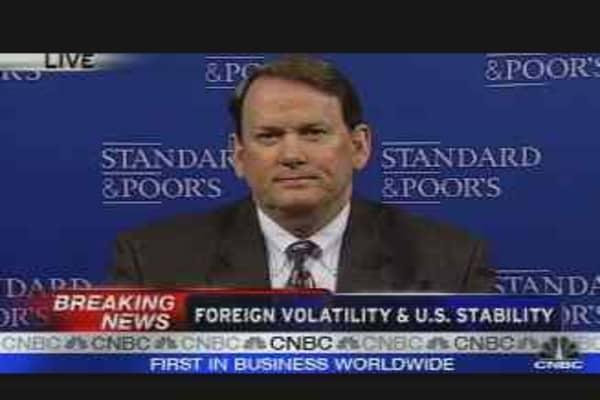 Foreign Volatility & U.S. Stability