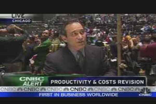 Productivity & Cost Revisions