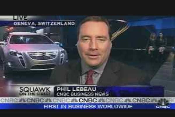GM's Wagoner Speaks