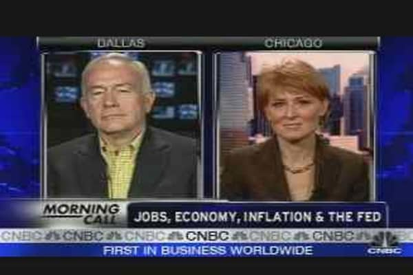 Jobs, Inflation & the Economy