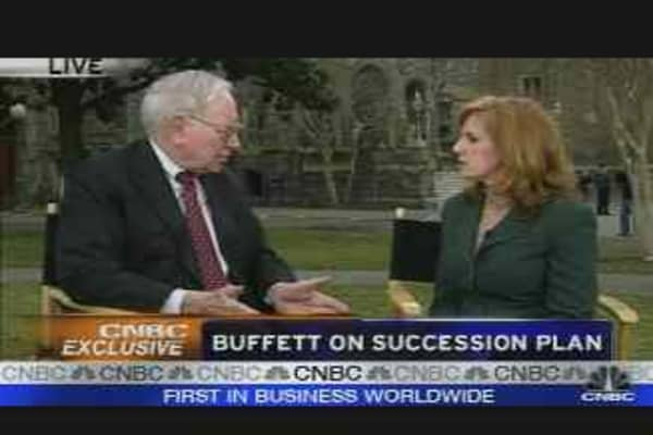 Buffett on Competitiveness, Pt. 1