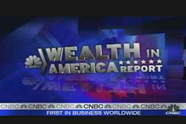 Exclusive: Wealth in America