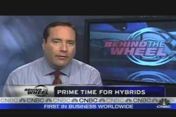 Hybrid's Second Wind
