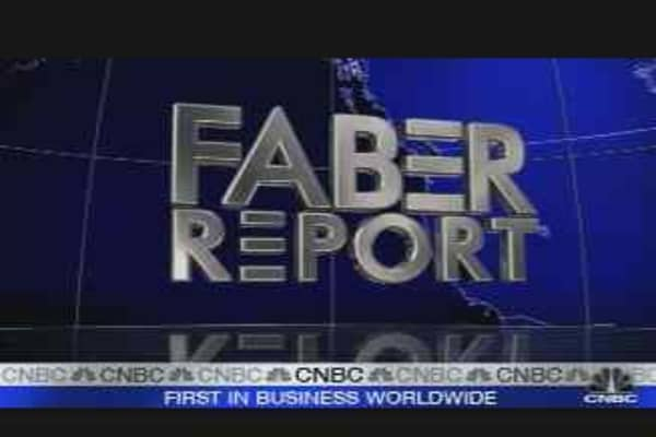 Faber Report: Cadbury, Clear Channel