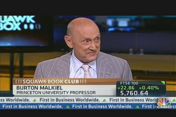 an analysis of a random walk down wall street Criticisms of technical analysis in 1973, burton malkiel wrote 'a random walk down wall street', which espoused the idea that stock prices vary at random.