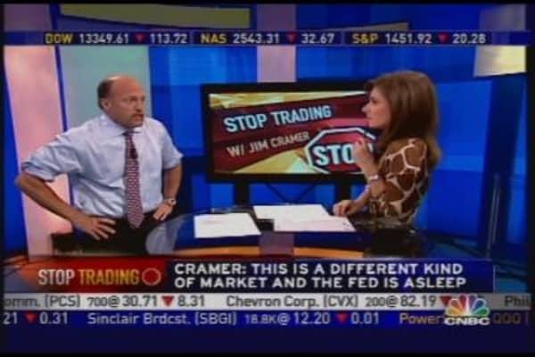 Cramer's Rant