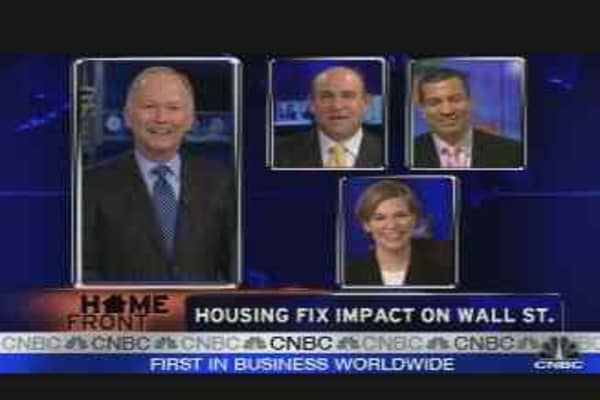 Foreclosures Spread