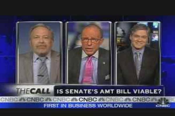 Senate Approves AMT Patch