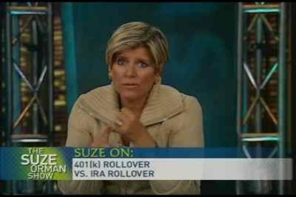 401(k) Rollover vs. IRA Rollover
