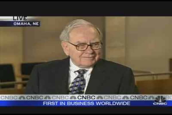 Buffett/Gates Energy Tour