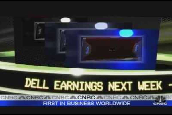 Next Week's Trades #2: DELL