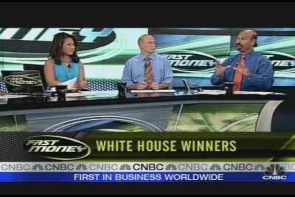 White House Winners: McCain