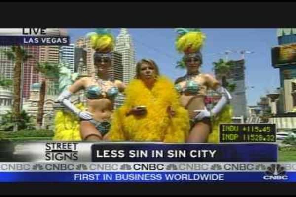 Sin City Economy Takes a Hit