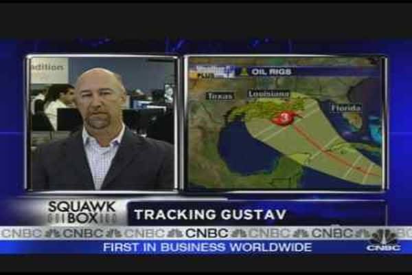 Gustav & Oil