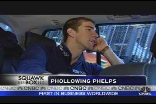 Phollowing Phelps