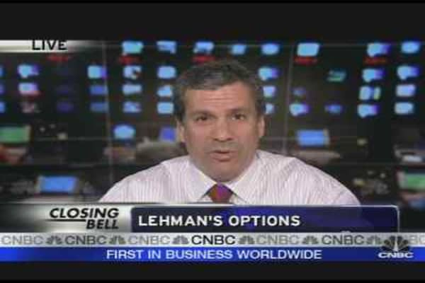 Lehman's Options