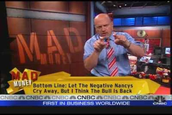 Cramer on Beating the Bear
