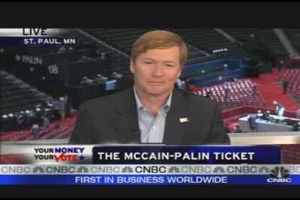 Republican Convention & the Economy