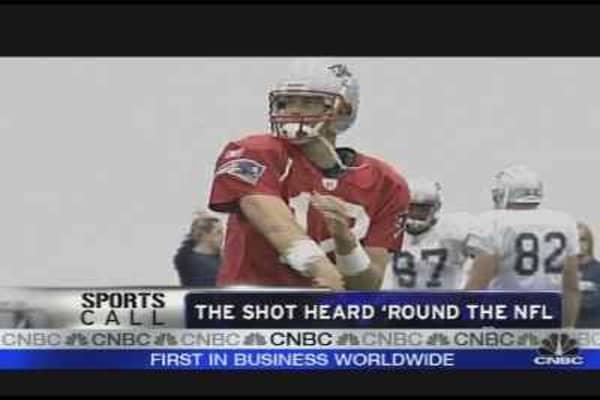 The Shot Heard Around the NFL