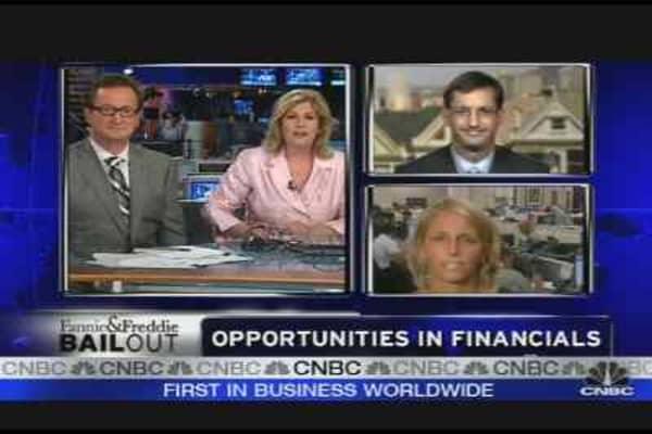 Opportunities in Financials