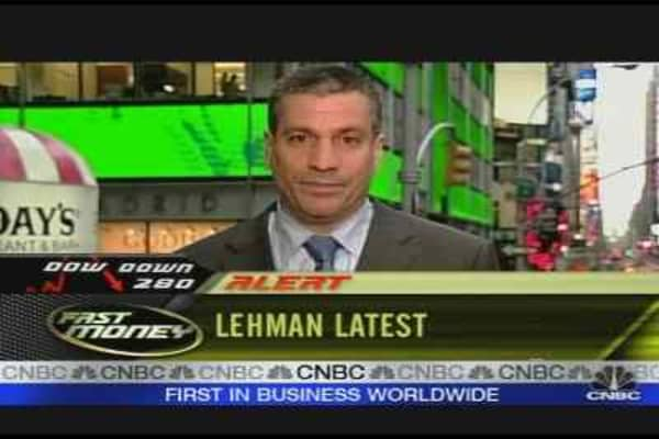Lehman Latest