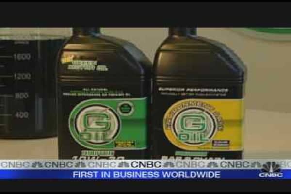 Powering the Planet: Green Oil