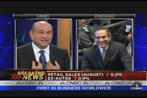 August PPI & Retail Sales