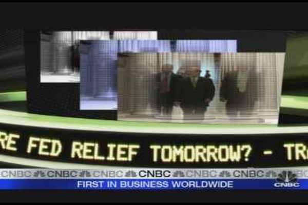 Trade Tomorrow: Fed Cut?