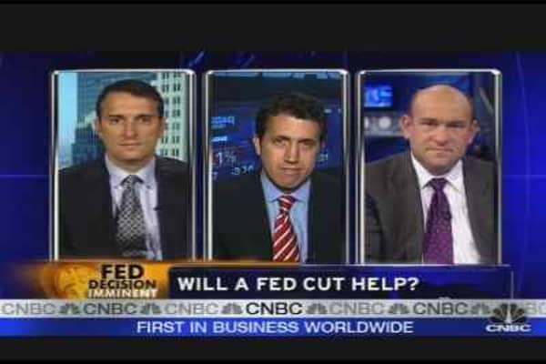 Fed Decision Imminent