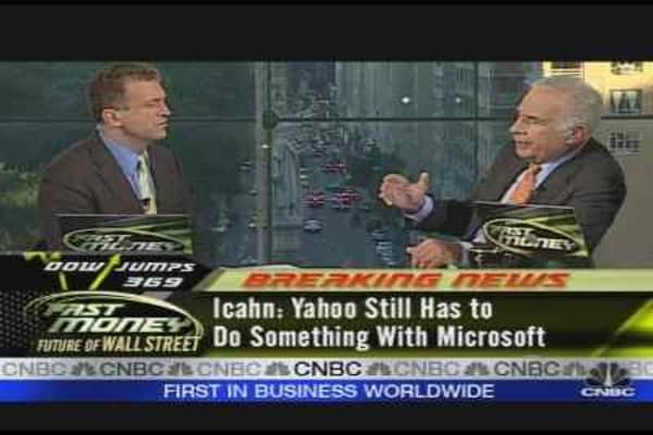 Icahn: How We Got Here