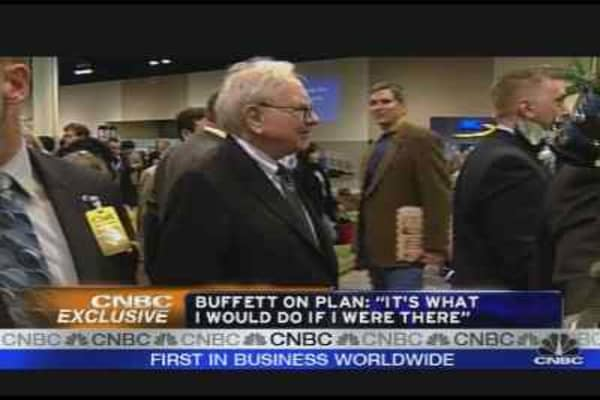 Buffett an Early Victim?