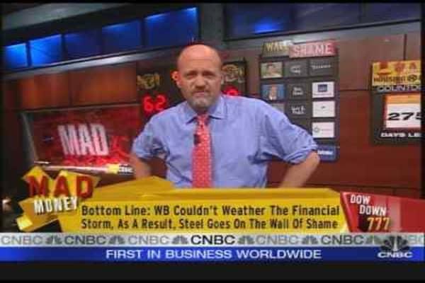 Cramer On WB